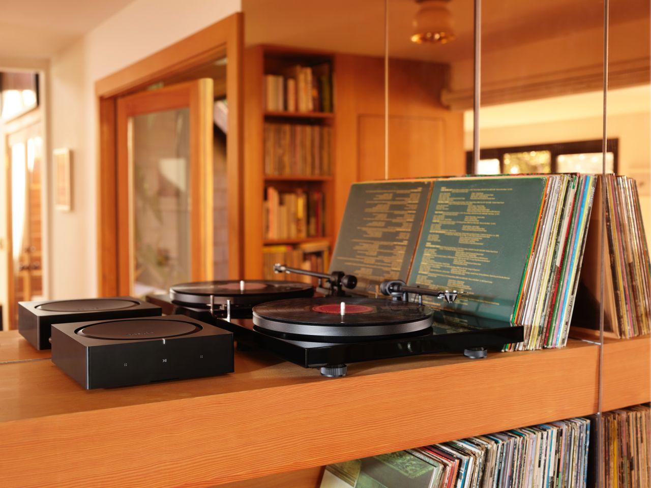 Der Verstärker Sonos Amp